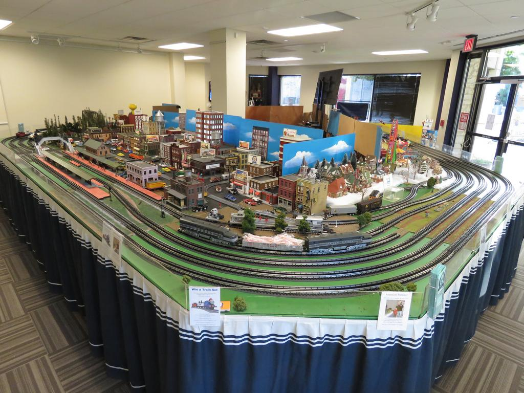 7th Annual Holiday Model Train Show City Of Round Rock